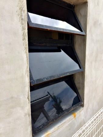 アイアン窓加工